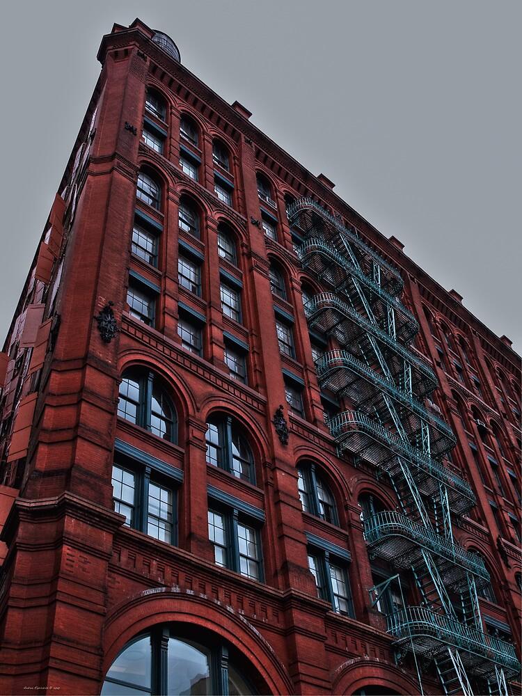 Puck Building by Andrea Rapisarda