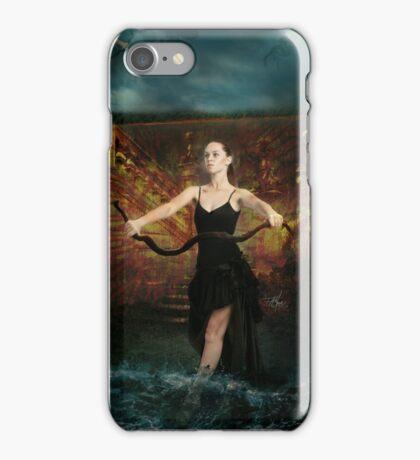 Rain Dance iPhone Case/Skin