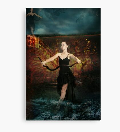 Rain Dance Canvas Print