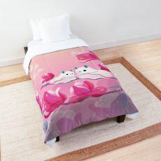 Magnolia sea slug Comforter