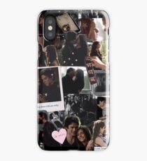 damon & elena. iPhone Case