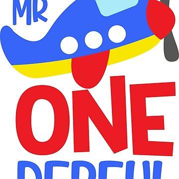 Mr One Derful by DeMaggus