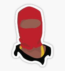 Yeezus Sticker