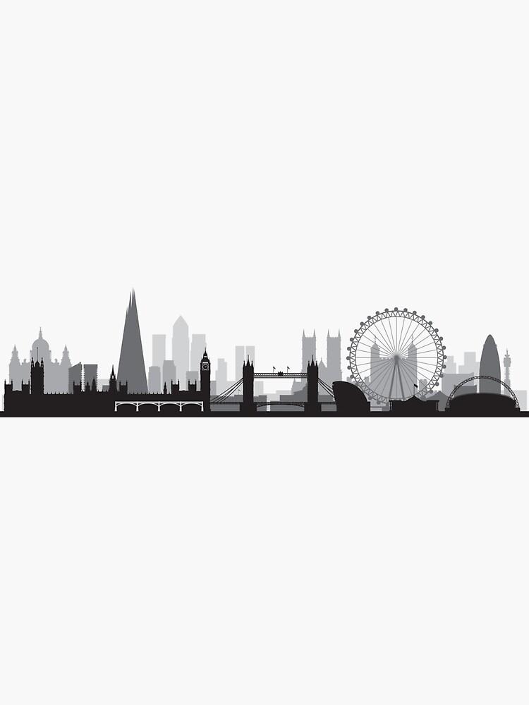 The London BIG Skyline de AleCampa