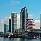 23 Exposure HDR of the City of Tampa Skyline Redo 1 by MKWhite