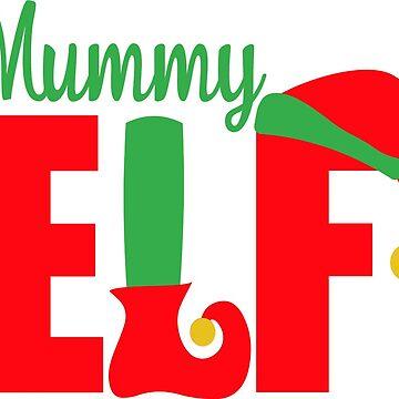 Mummy Elf by DeMaggus