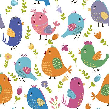 Cute little Birdies by wellnessSisters
