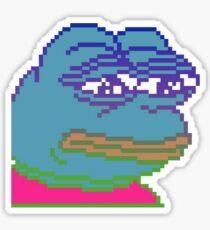 32Bit Pepe Sticker