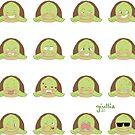 Cutie Turtle by liajung