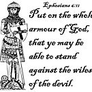 EPHESIANS 6:11  ARMOUR OF GOD by Calgacus