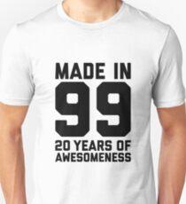 20th Birthday Son T Shirts