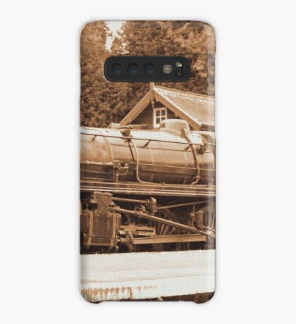 Steam past and present  Case/Skin for Samsung Galaxy