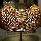 Golden Collar - British Musuem by Joy Williams
