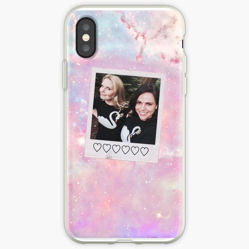 swan queen iPhone Case & Cover