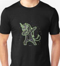 Xray dabbing unicorn Halloween gift Unisex T-Shirt
