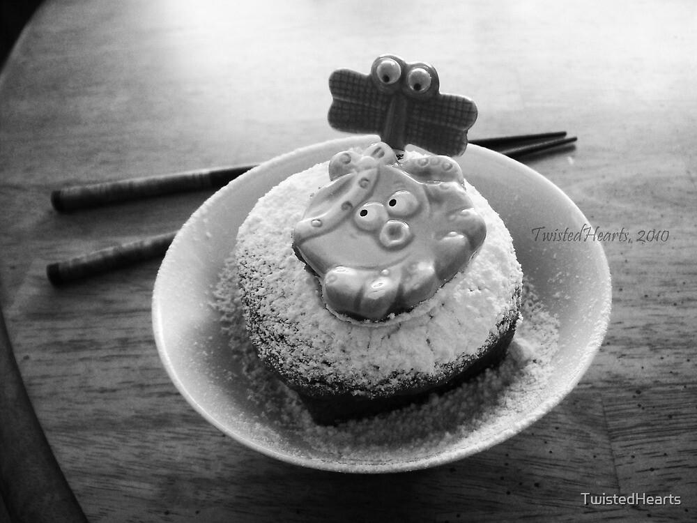 Octopus Dessert. by TwistedHearts
