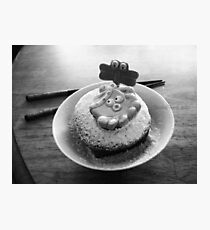 Octopus Dessert. Photographic Print