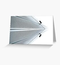 Moire Greeting Card