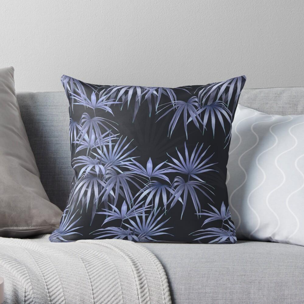 Palms 15 Throw Pillow