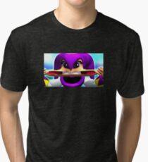 NiGHTS Into Memes Tri-blend T-Shirt