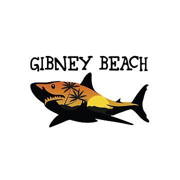 Gibney Beach St. John Virgin Islands by RBBeachDesigns