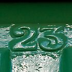 That number again...This time smothered in Green Paint by SpencerCopping