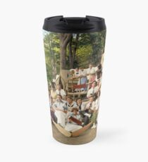 Classy Campers, somewhere in USA, 1915 Travel Mug