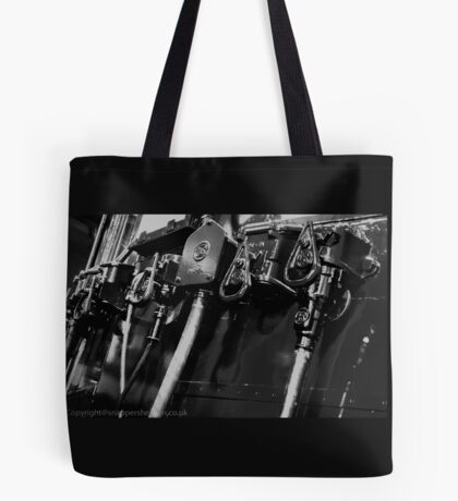 Switches and controls  Tote Bag