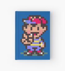 Ness - Earthbound Hardcover Journal