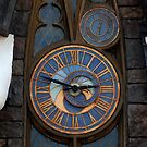 Hogsmead Clock Tower by Serdd