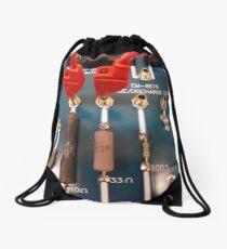 Electricity Drawstring Bag