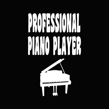 Professional Piano Player - Marching Band T Shirt by greatshirts