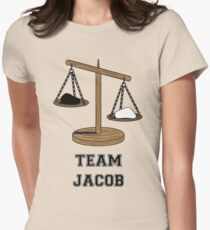 Team Jacob Women's Fitted T-Shirt