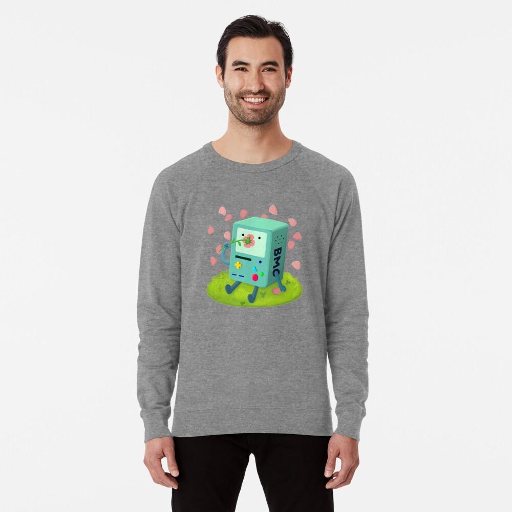 Flowers for BMO Lightweight Sweatshirt
