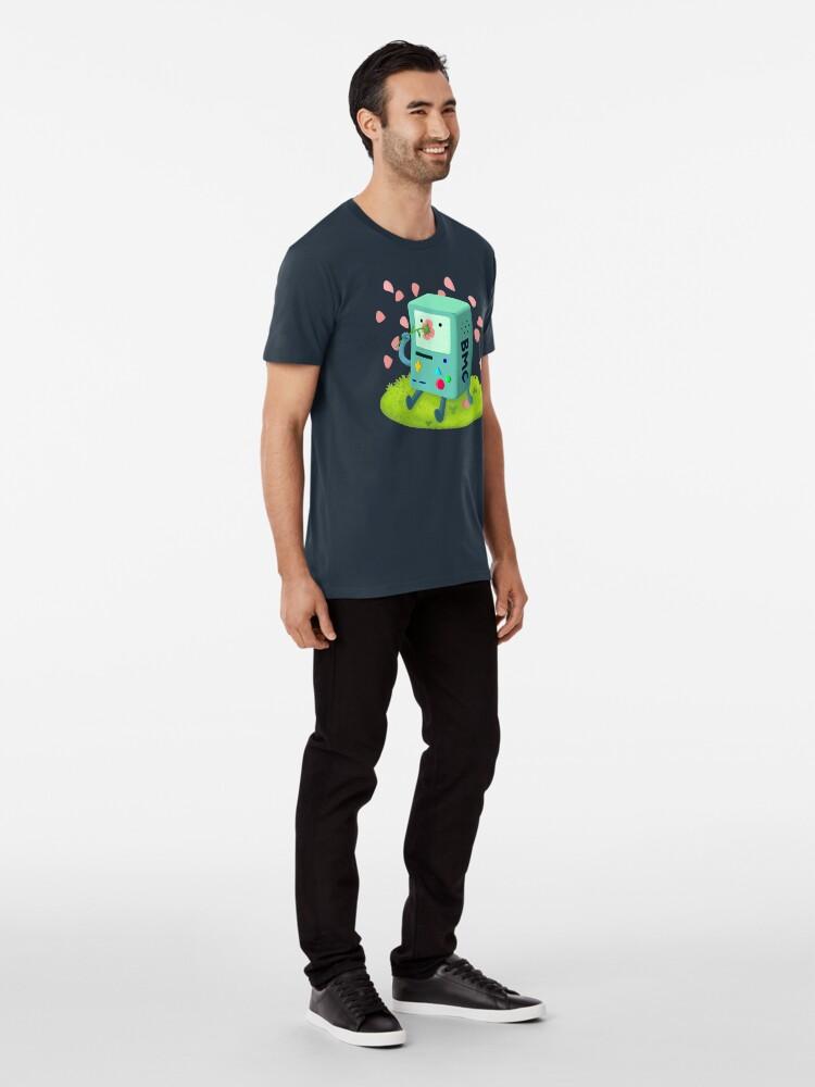 Alternate view of Flowers for BMO Premium T-Shirt