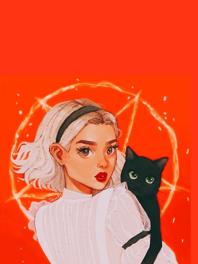 the teenage witch by Tasiams