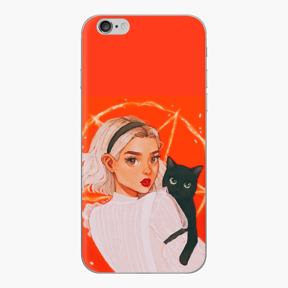 the teenage witch iPhone Skin