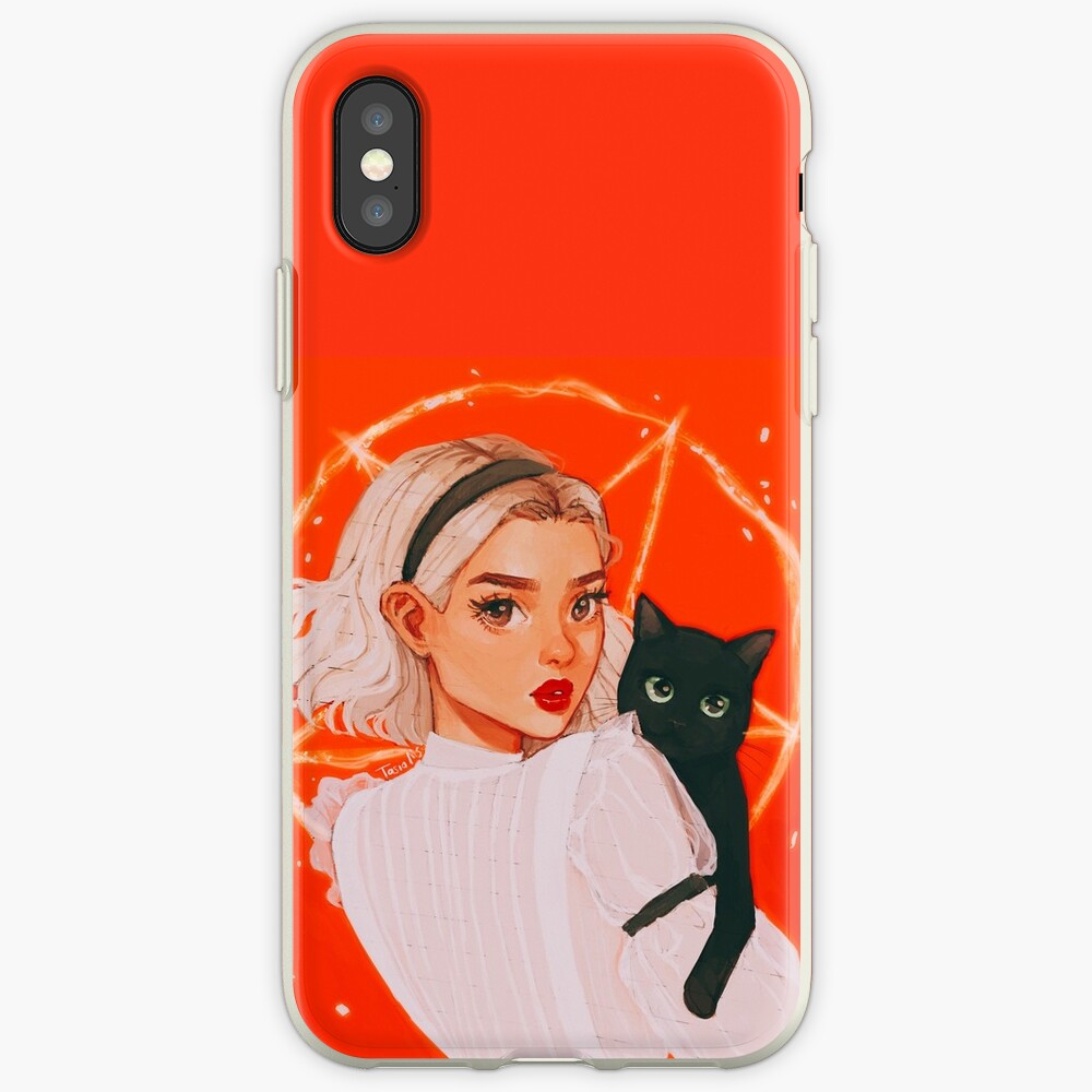the teenage witch iPhone Case & Cover