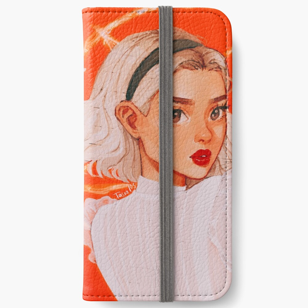 the teenage witch iPhone Wallet