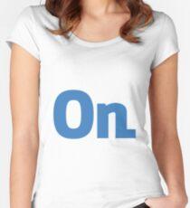 3D Cad/Cam/Cae Onshape Designer Fitted Scoop T-Shirt