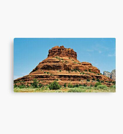 Bell Rock, Sedona Arizona Canvas Print