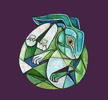 Moon Hare by Lynnette Shelley