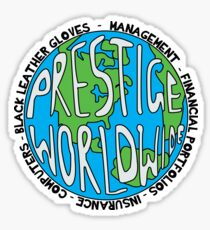 Prestige Worldwide Sticker