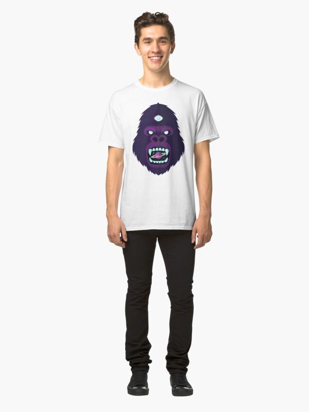 Alternate view of Cosmorilla Classic T-Shirt