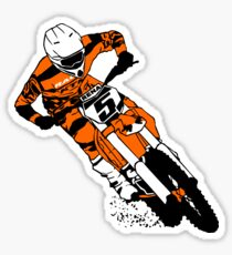 Supercross - Moto Cross Sticker
