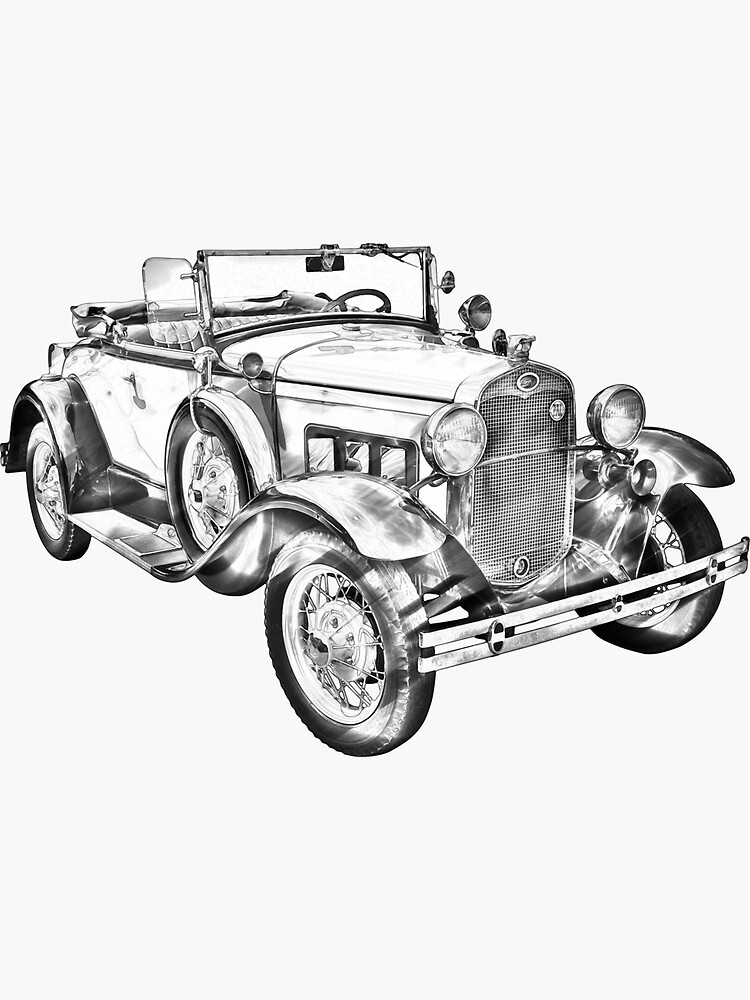 Ford Model A Roadster Pick Up