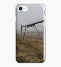 Barbed Wire Fog iPhone Case/Skin