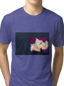English Roses Tri-blend T-Shirt