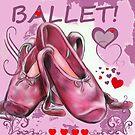 Ballet by WildestArt