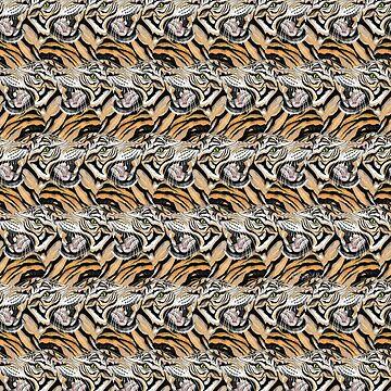 Tiger Pattern by Free-Spirit-Meg